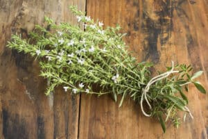 Cooking with Summer Savory
