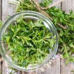 Winter savory substitute