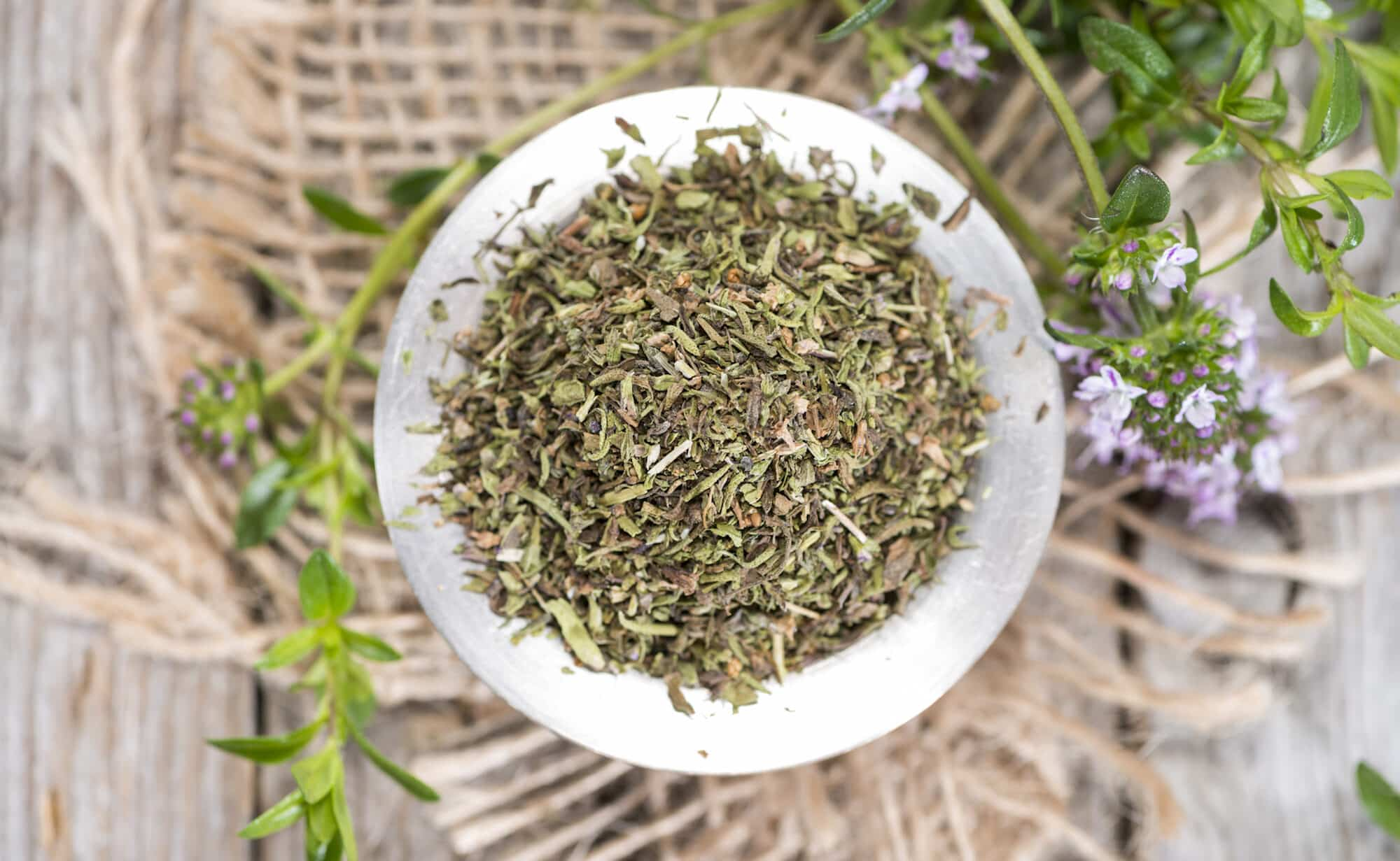 Winter Savory: A Poultry And Bean Herb