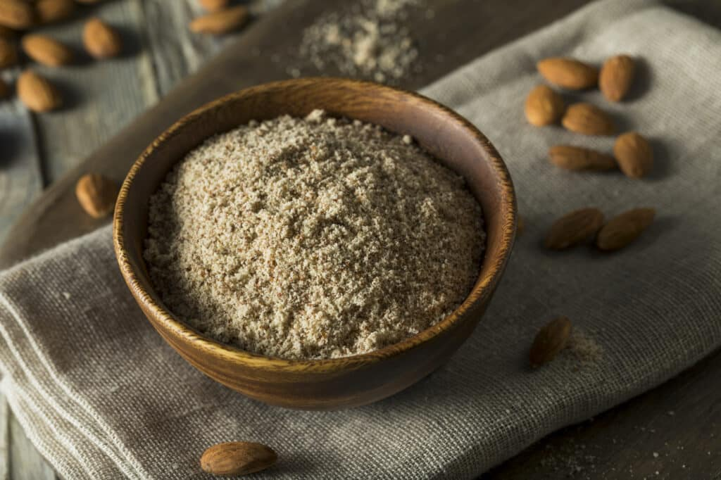 Almond flour vs soy flour