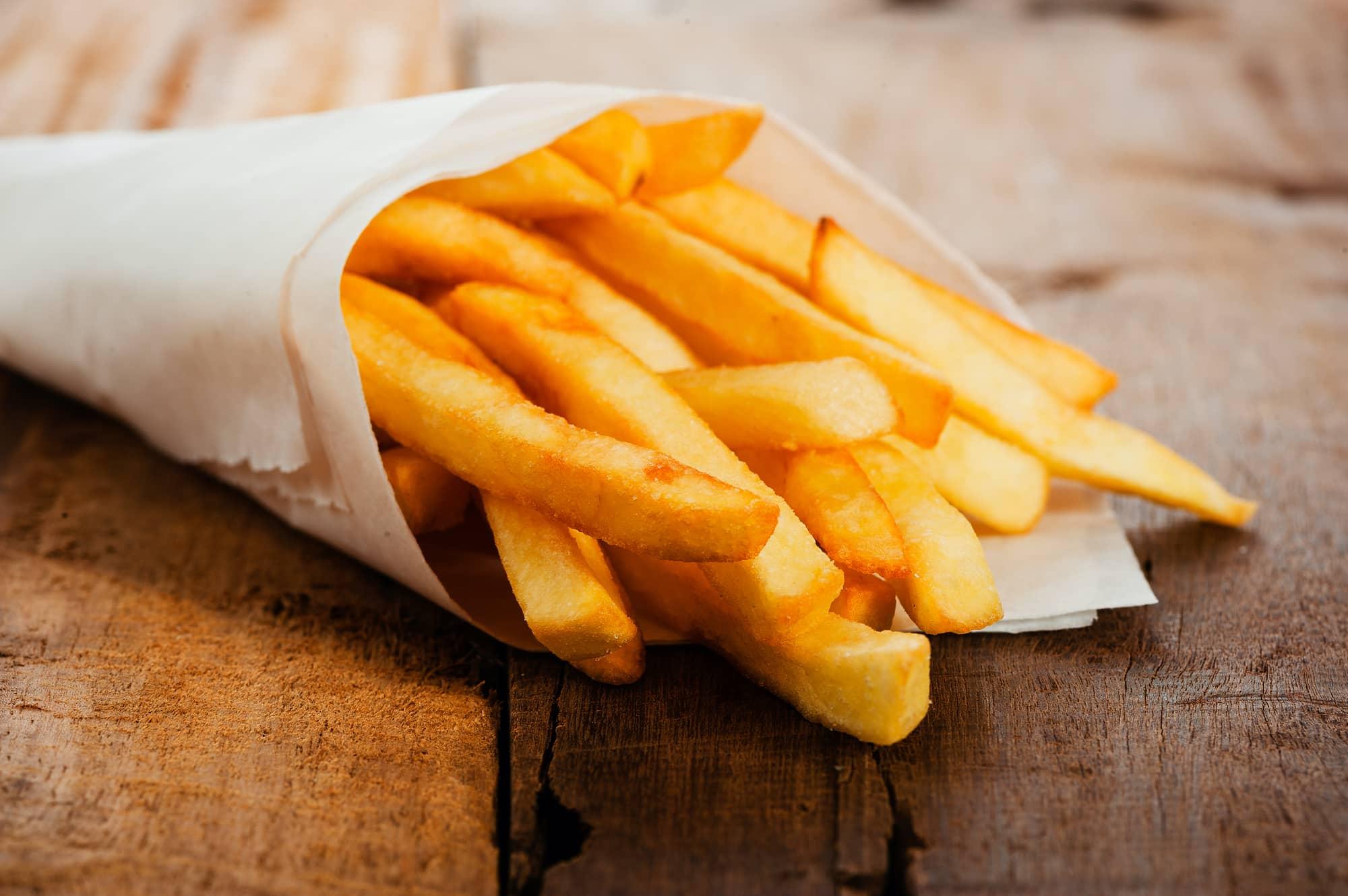 Seasonings for fries