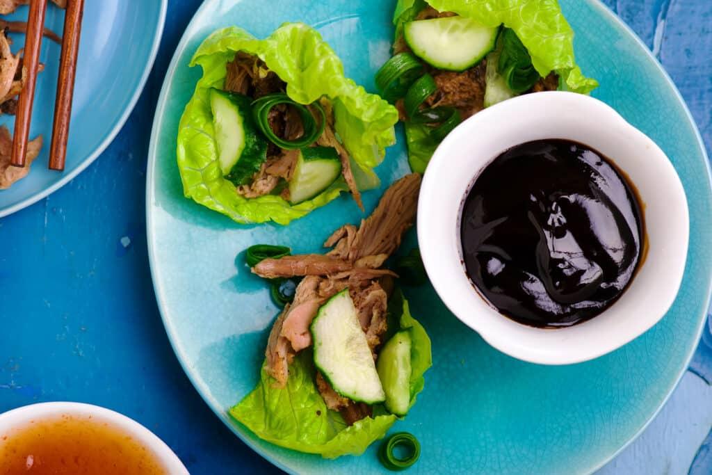 Hoisin Sauce with Peking Duck