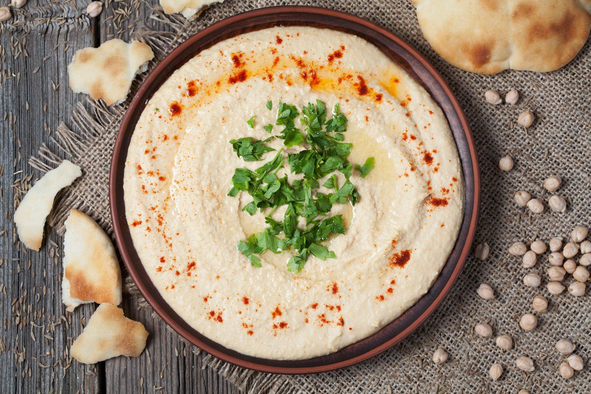 Hummus spices