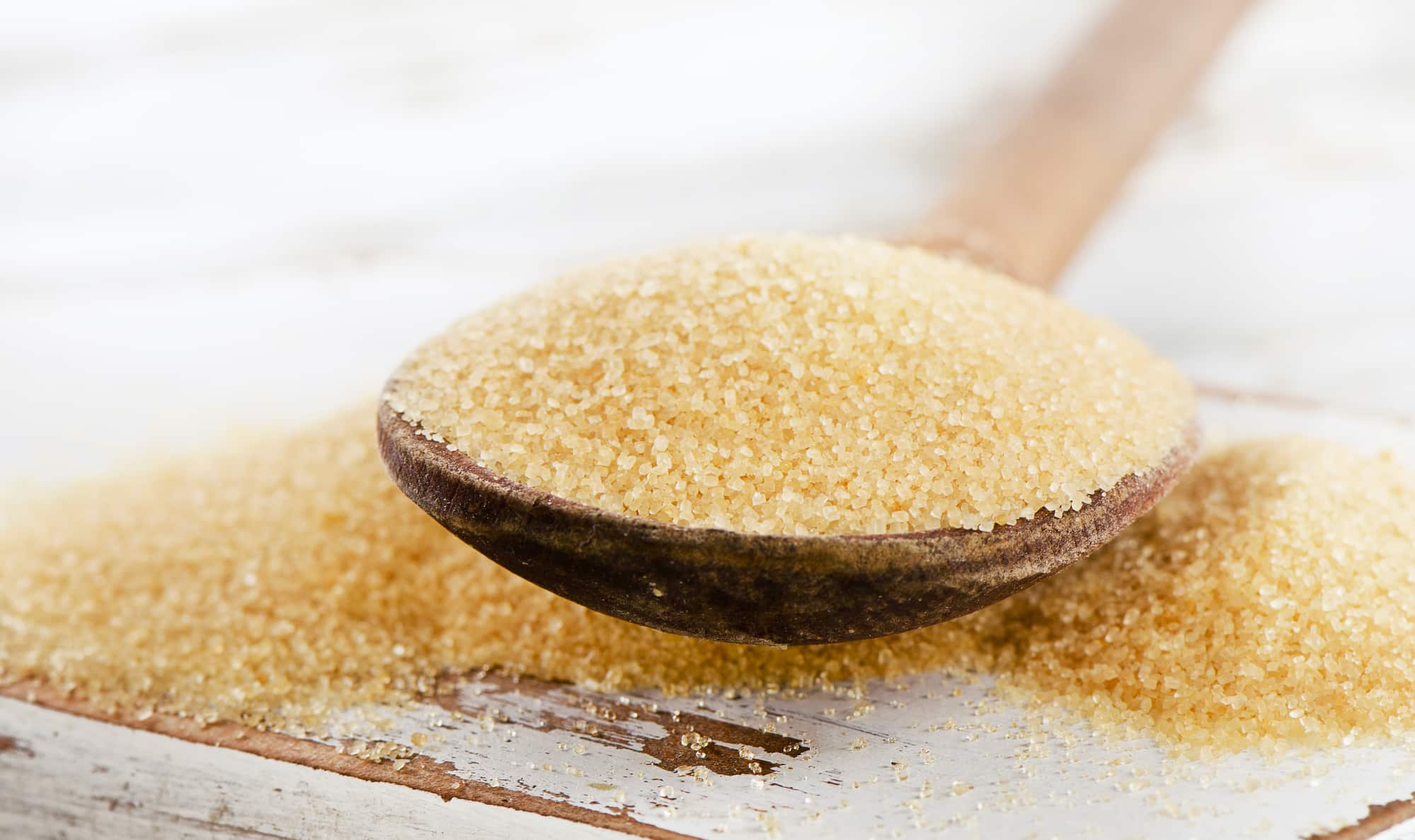 Raw sugar substitute