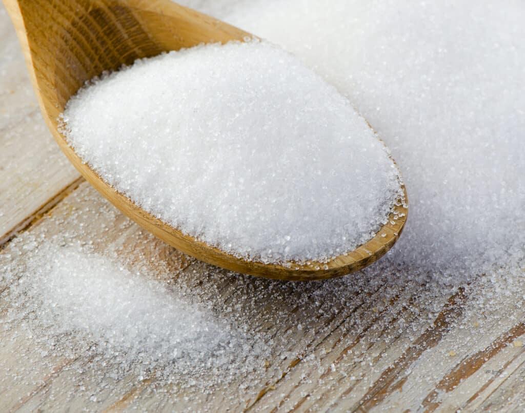 White sugar vs raw sugar