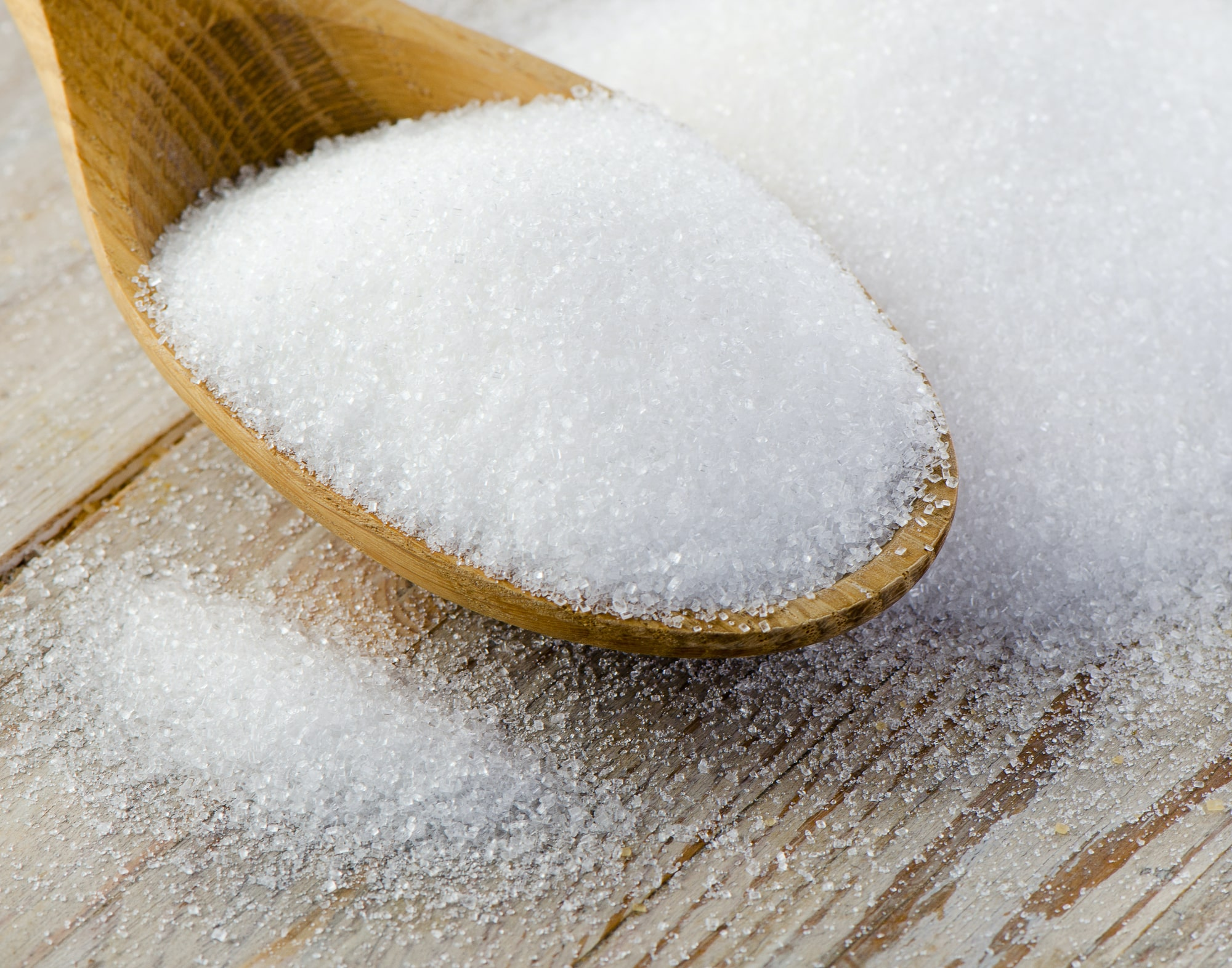 White sugar vs raw sugar