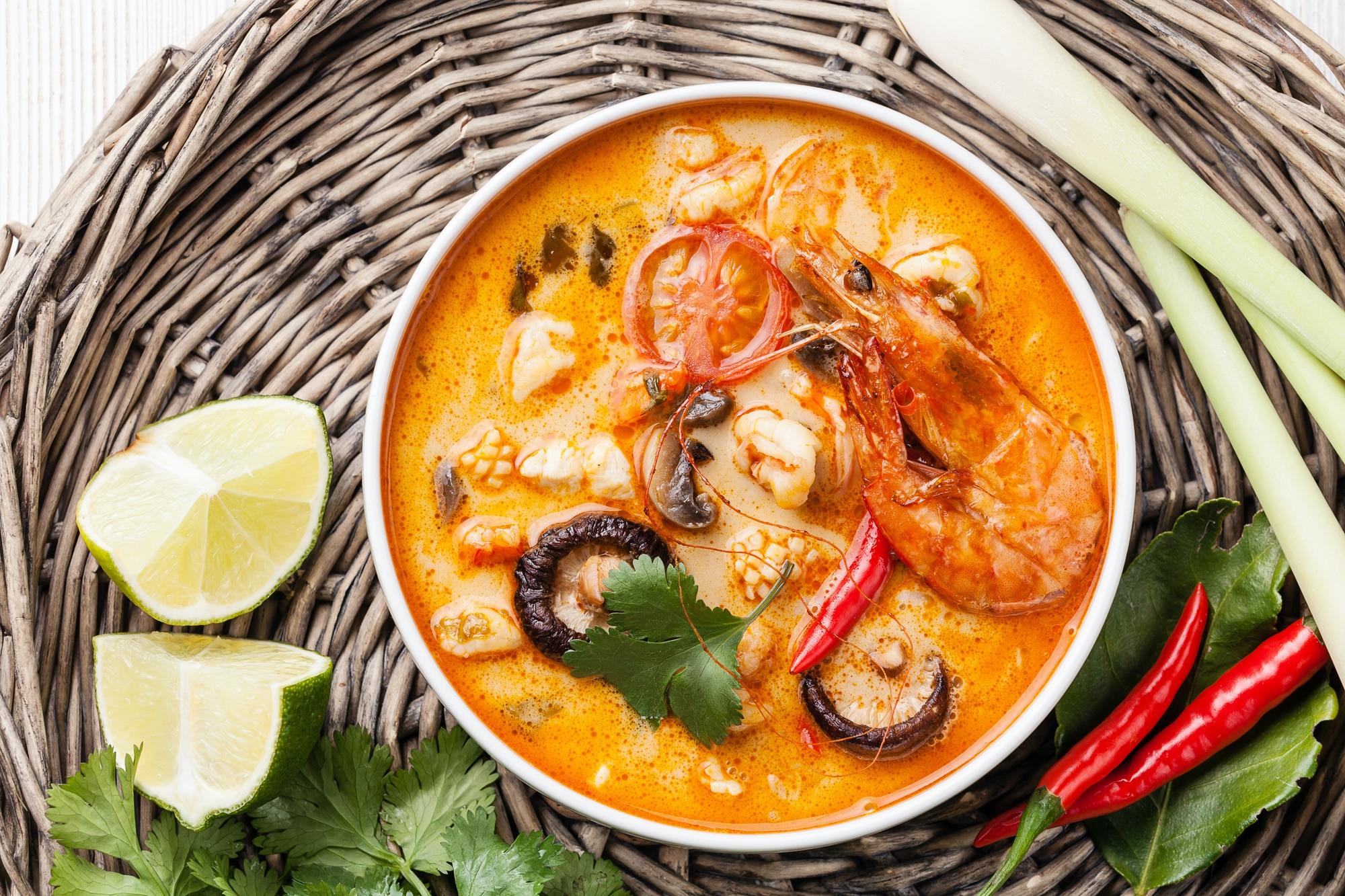 Popular Thai Spices