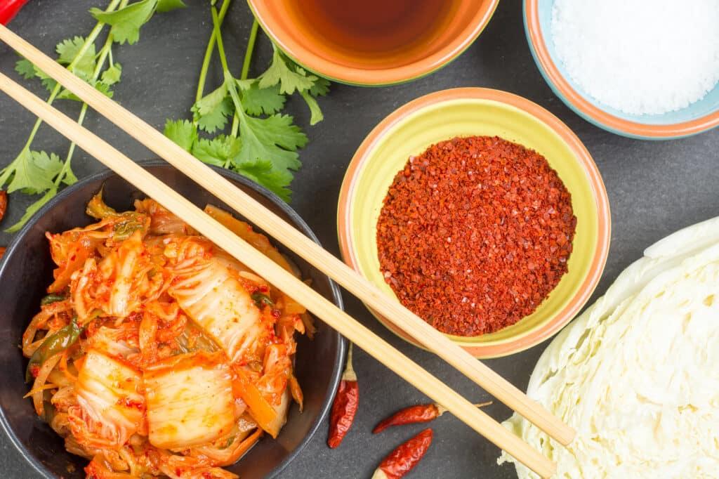 Korean Spices