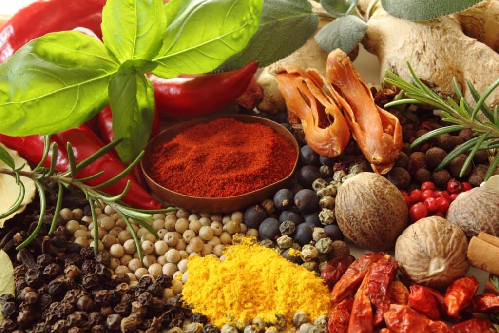 Herb Vs. Spice