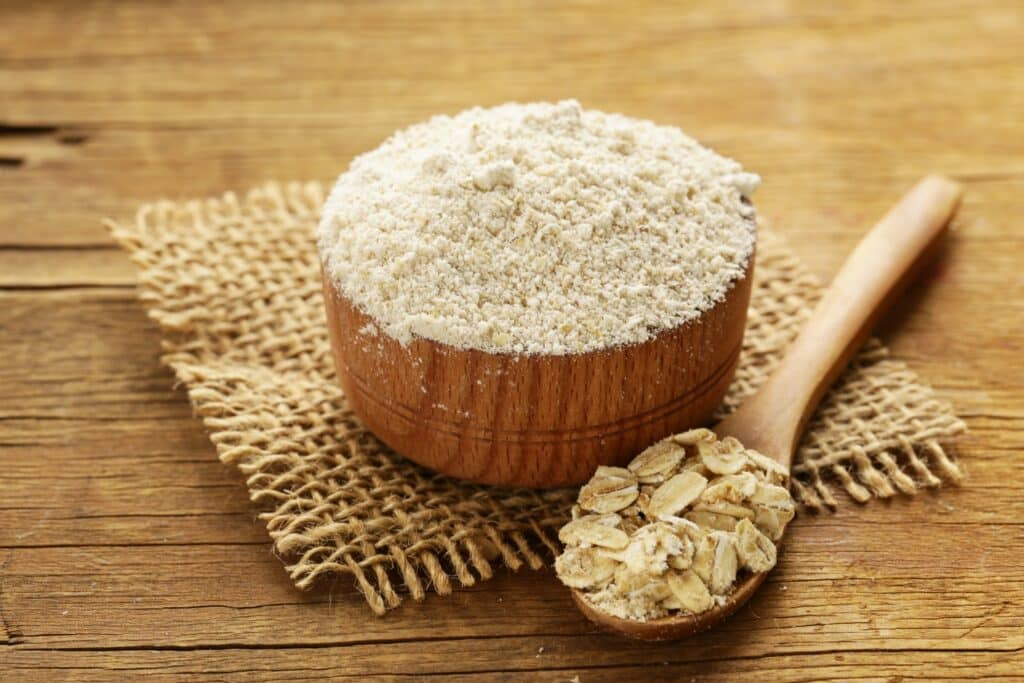Oat Flour Substitute