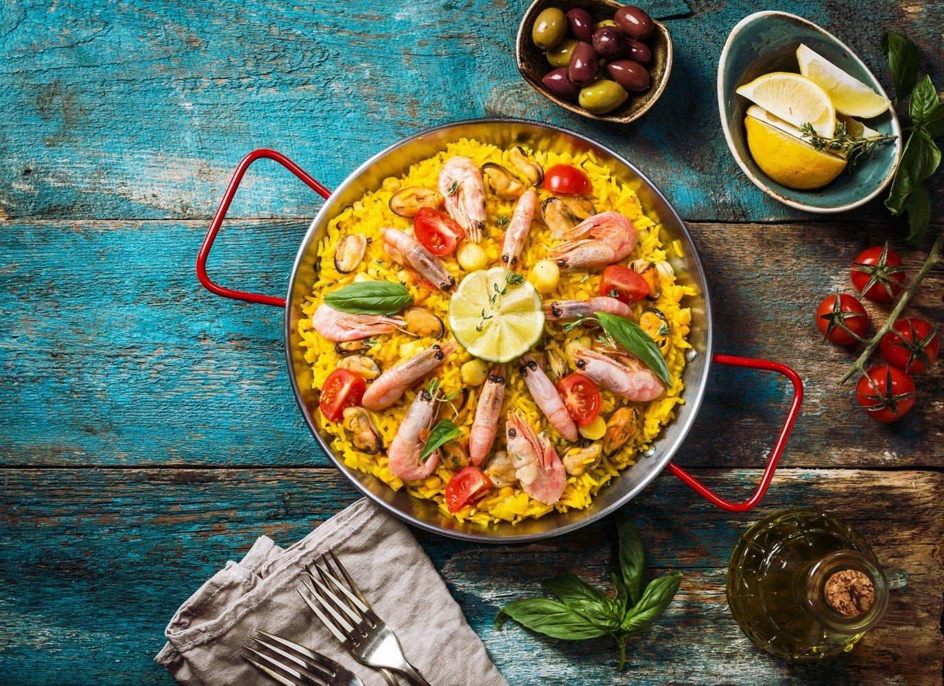Spanish Cuisine_Spanish Spices