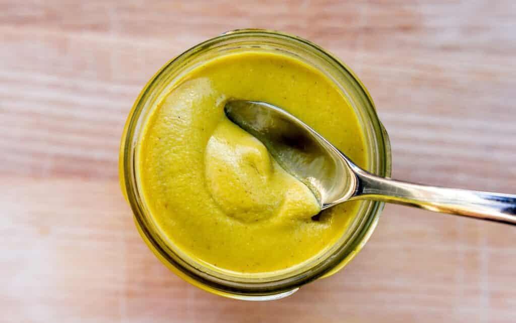Spicy Brown Mustard Vs Dijon