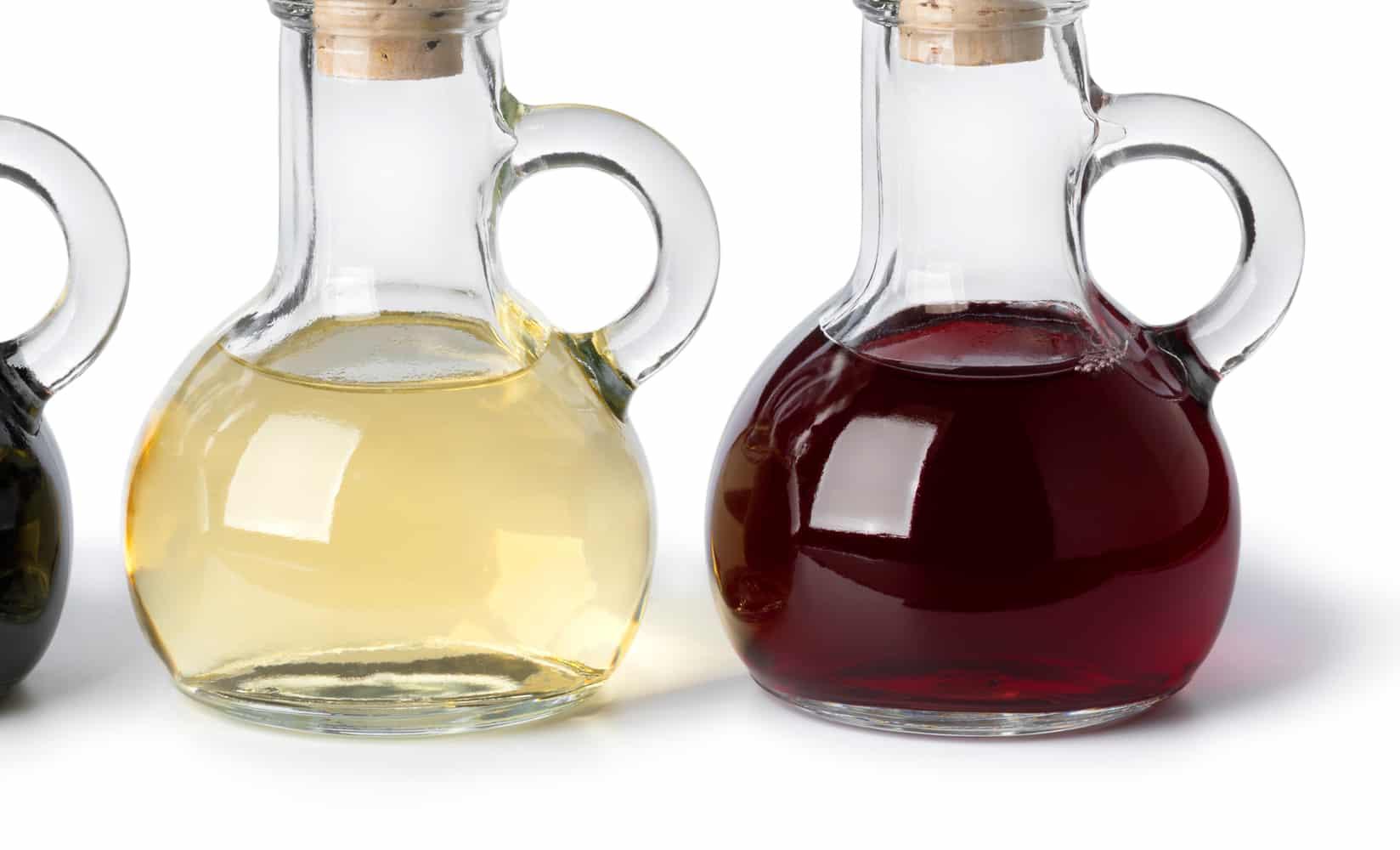 Red Wine Vinegar Vs. White Wine Vinegar
