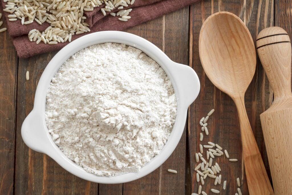 Rice Flour Substitute