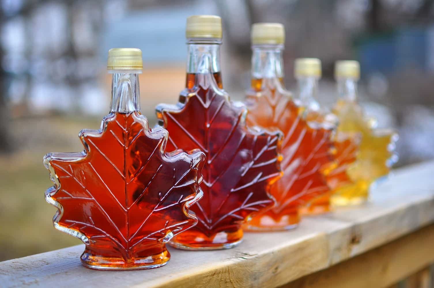 Maple Syrup Substitute