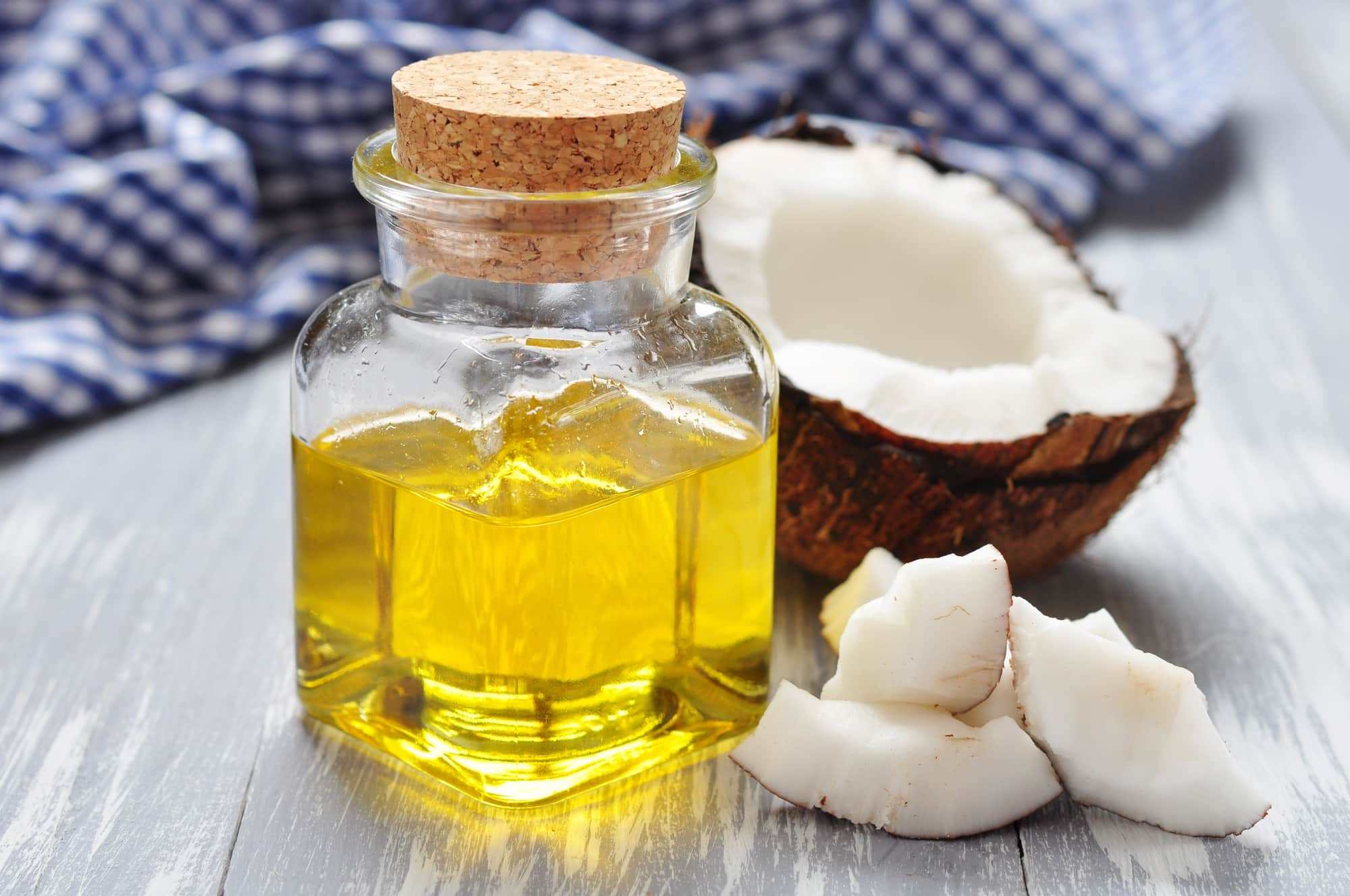 Refined Vs. Unrefined Coconut Oil