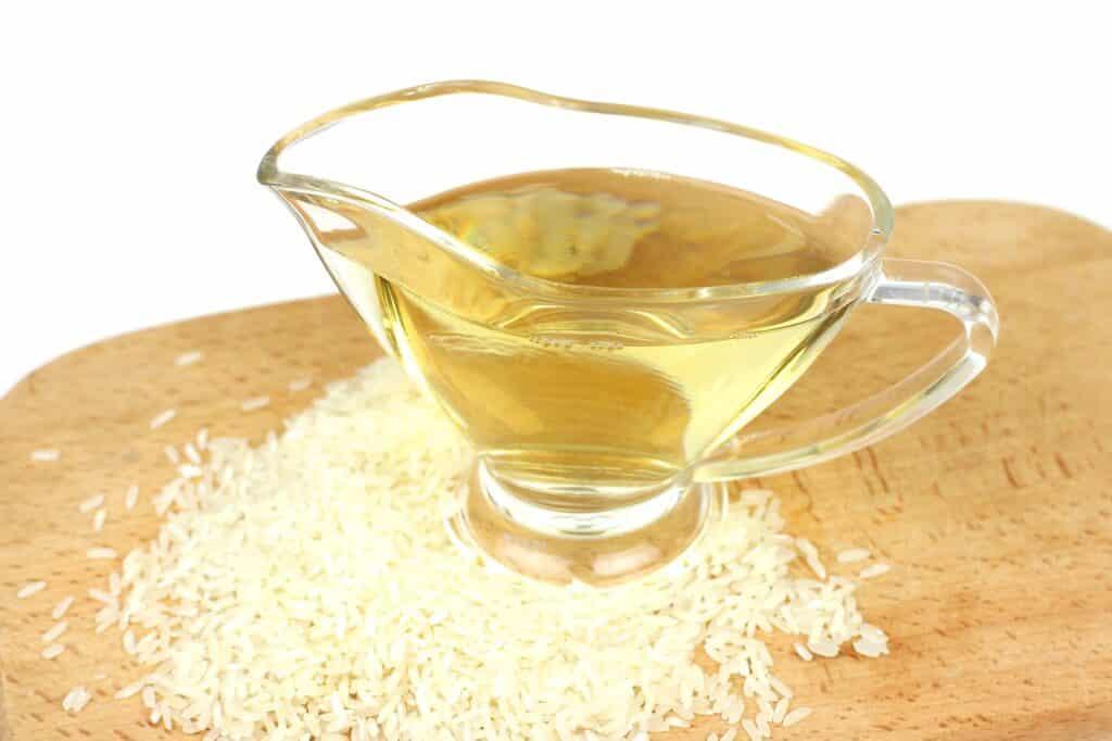 Rice Vinegar Vs. White Vinegar