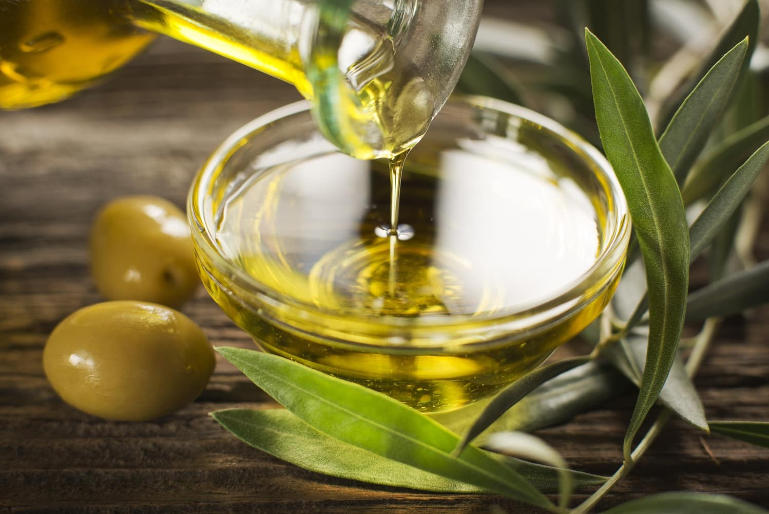 Vegetable Oil Vs. Olive Oil