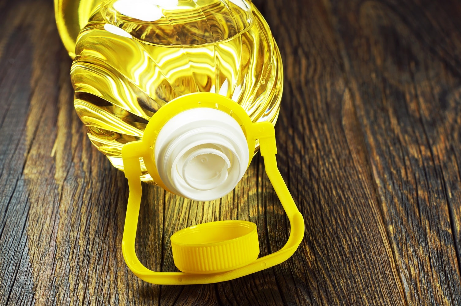 Canola oil vs. vegetable oil