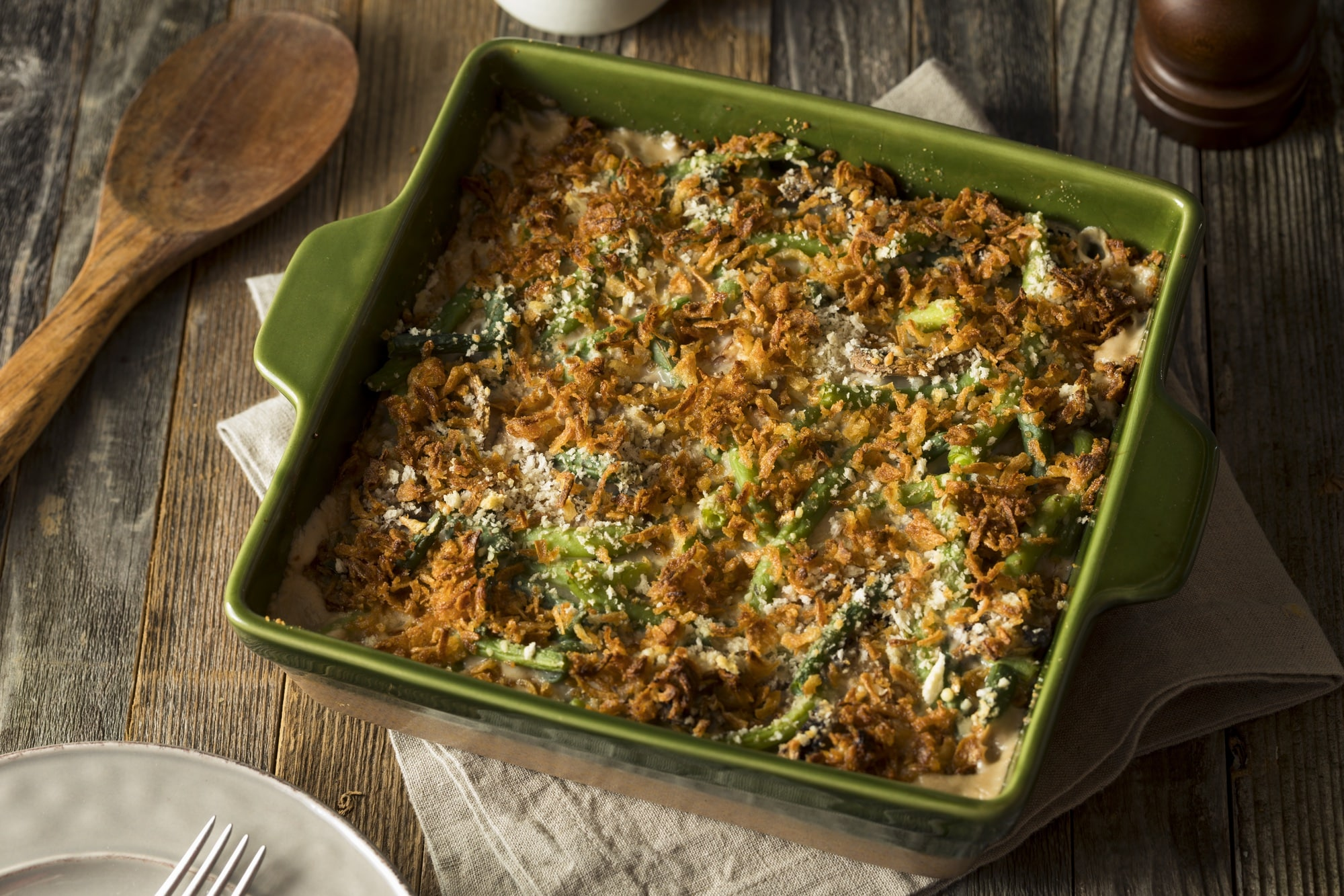 green bean casserole spices