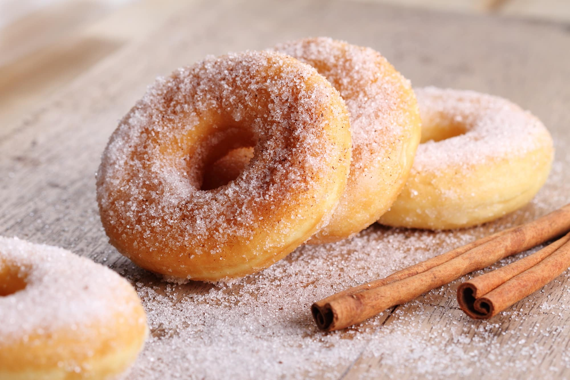 Cinnamon Sugar Uses