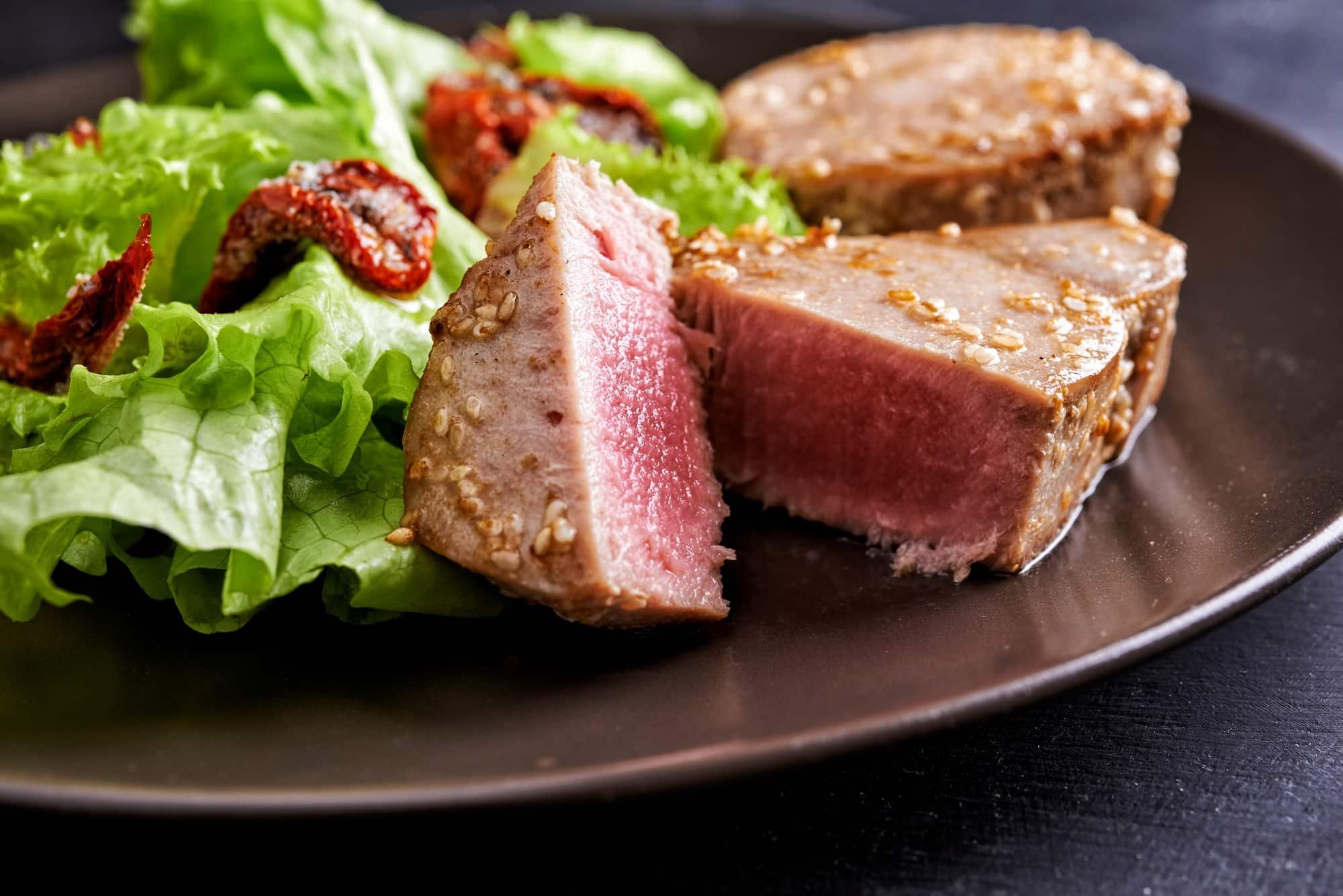 Spices for Tuna Steak
