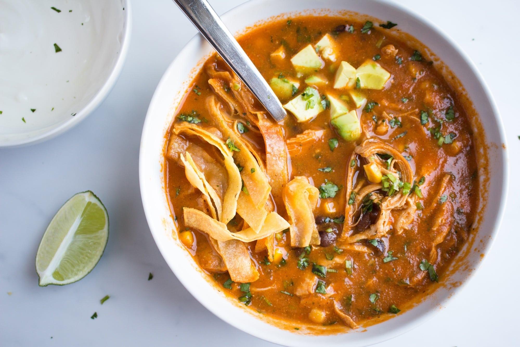 Tortilla Soup Spices