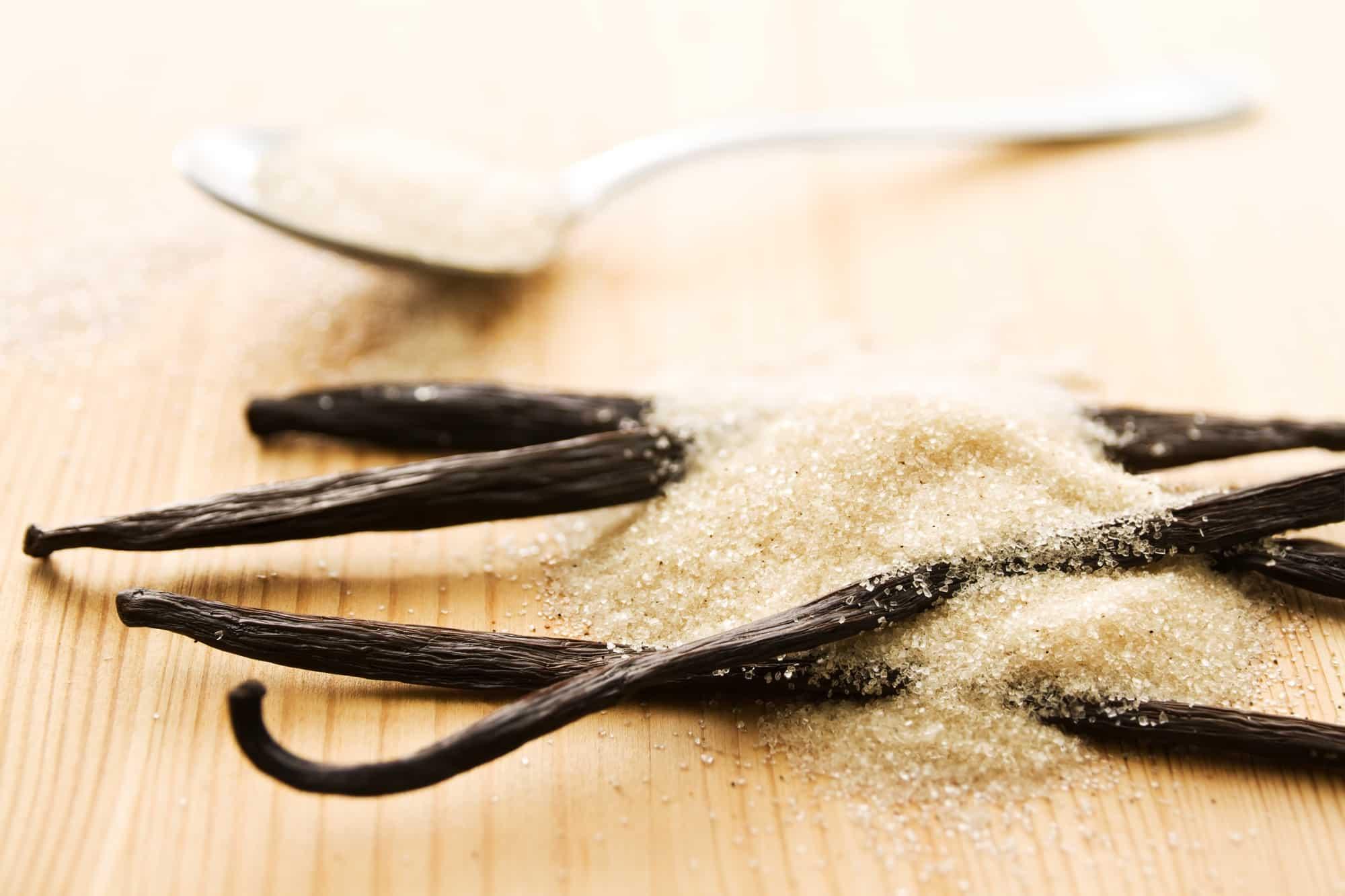 Vanilla Sugar Uses