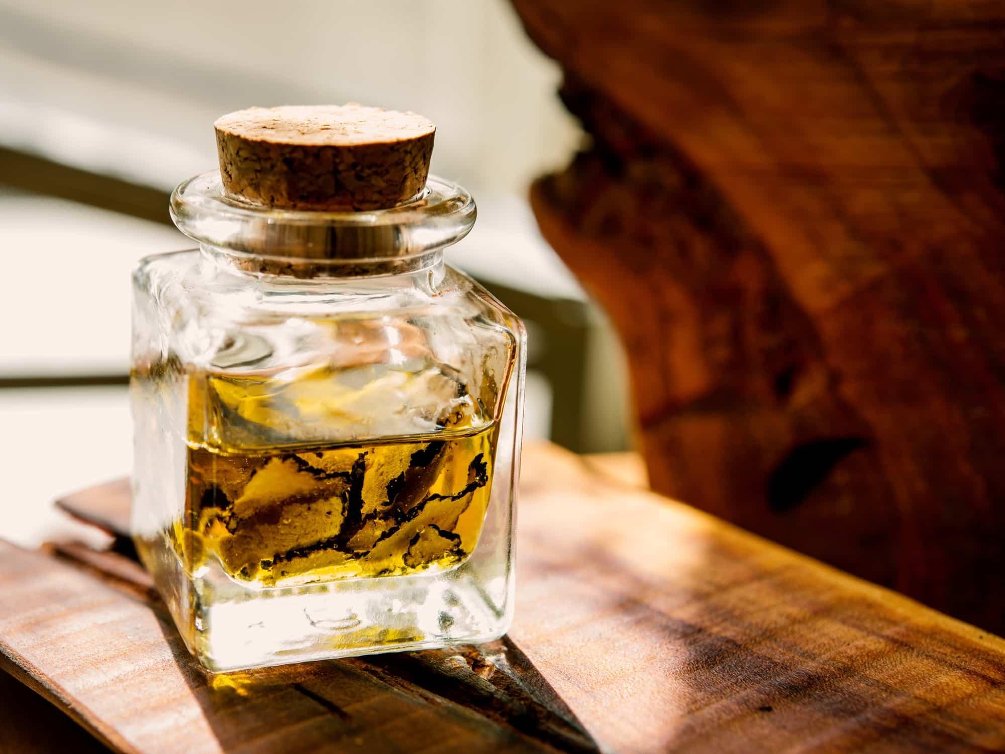 Truffle Oil Substitute
