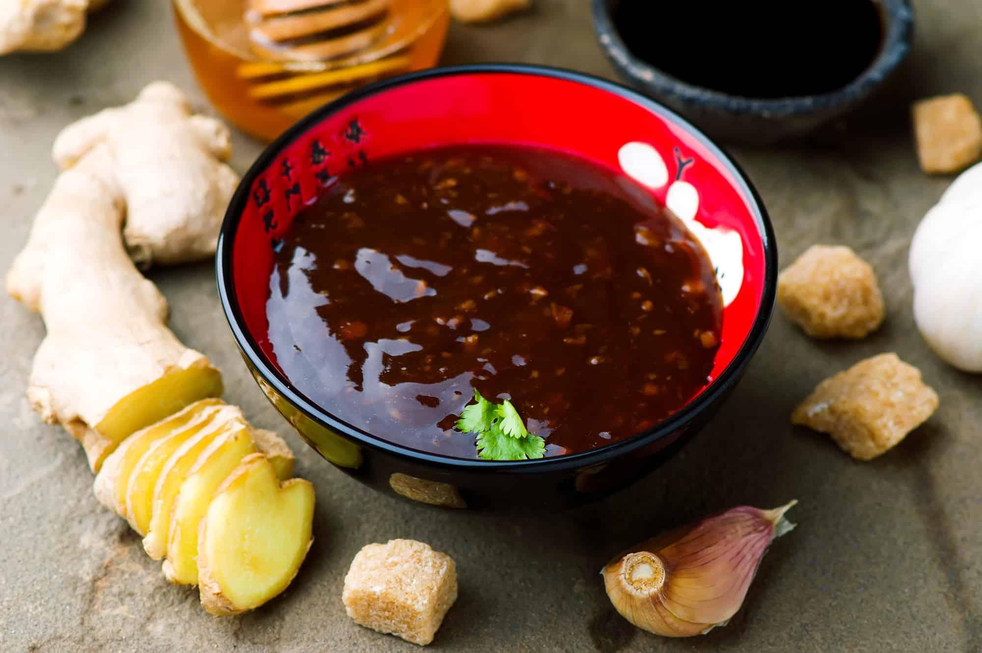 Teriyaki sauce