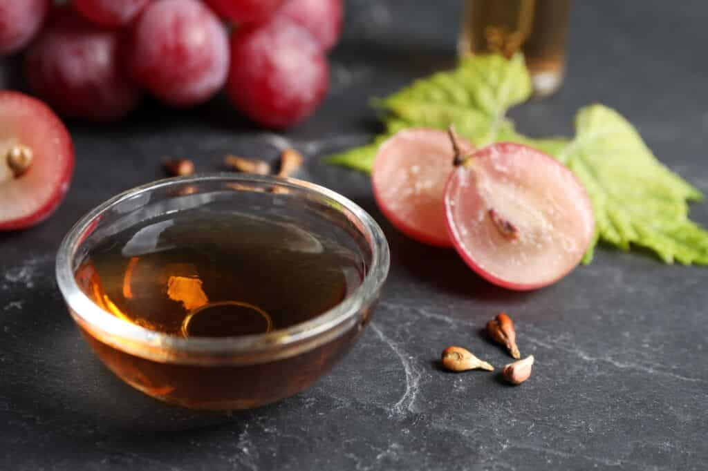 Grapeseed oil substitute