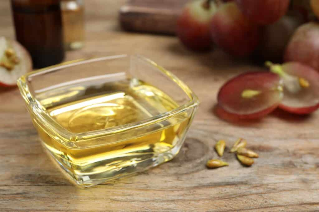 Grapeseed oil vs. olive oil