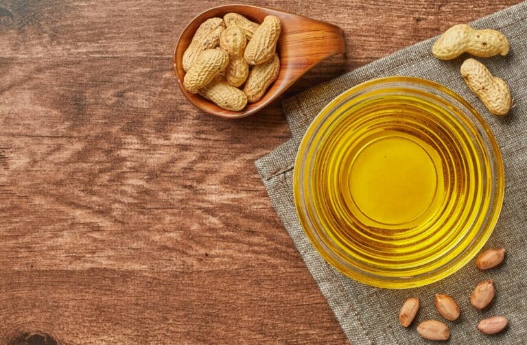 Cooking with Peanut Oil