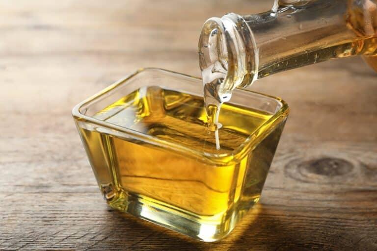 Roasted peanut oil substitute