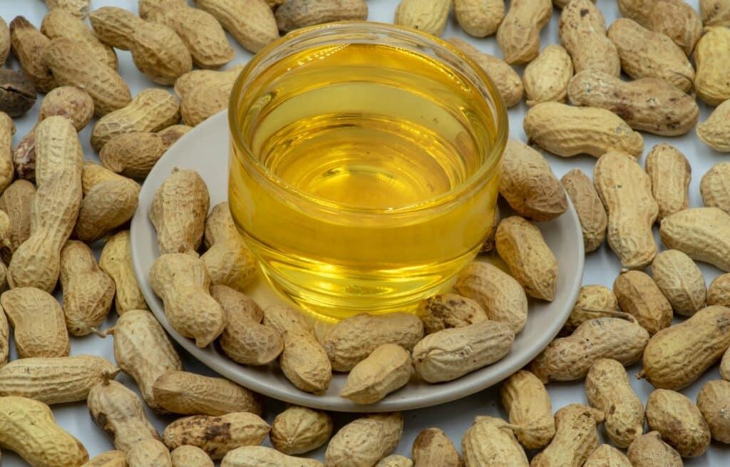Roasted peanut oil vs. peanut oil