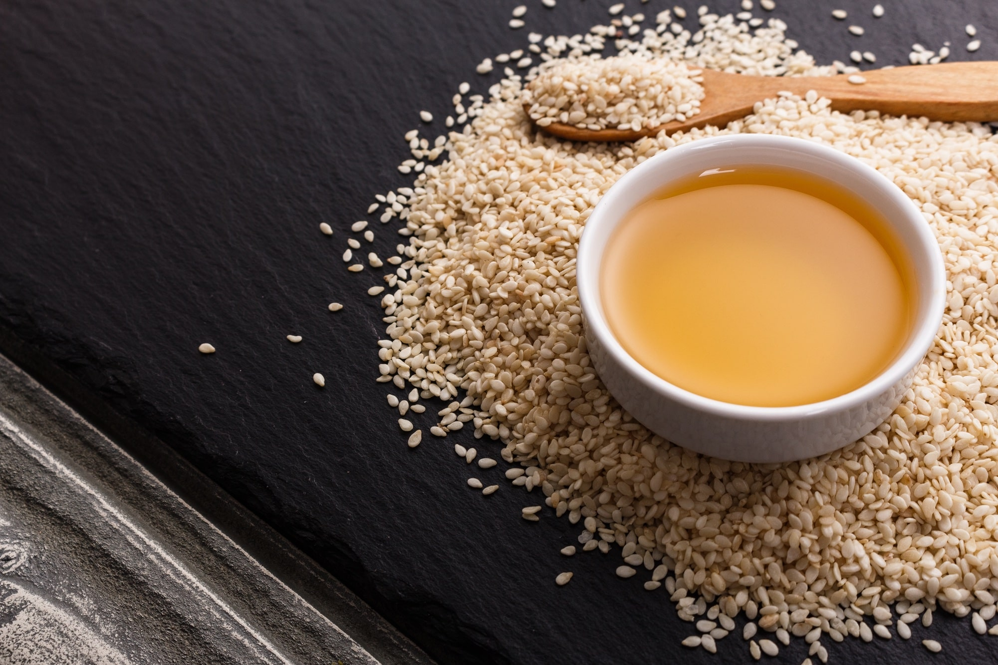 Toasted sesame oil vs. sesame oil