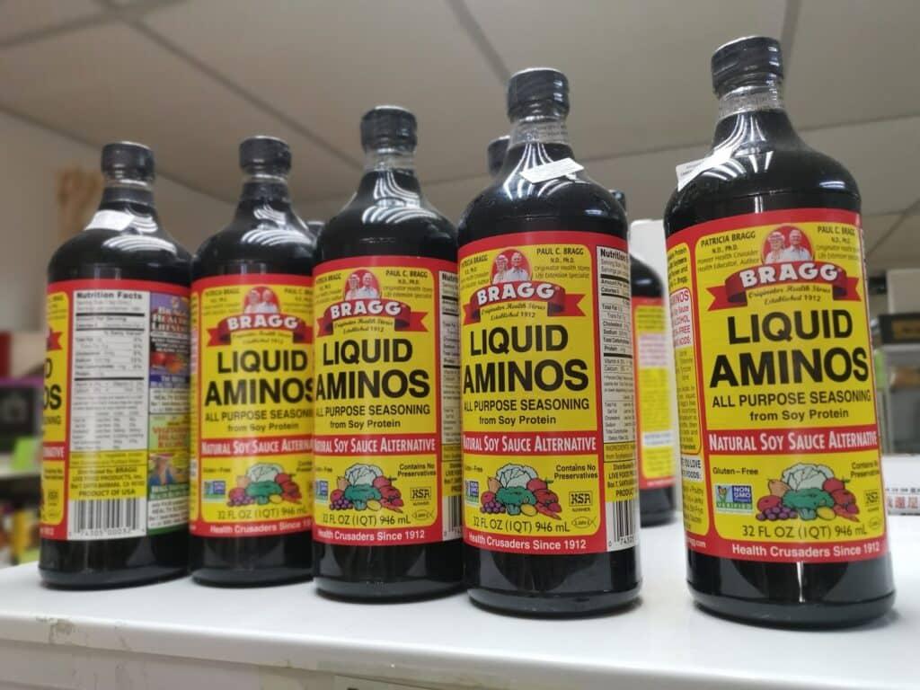 Liquid aminos substitute