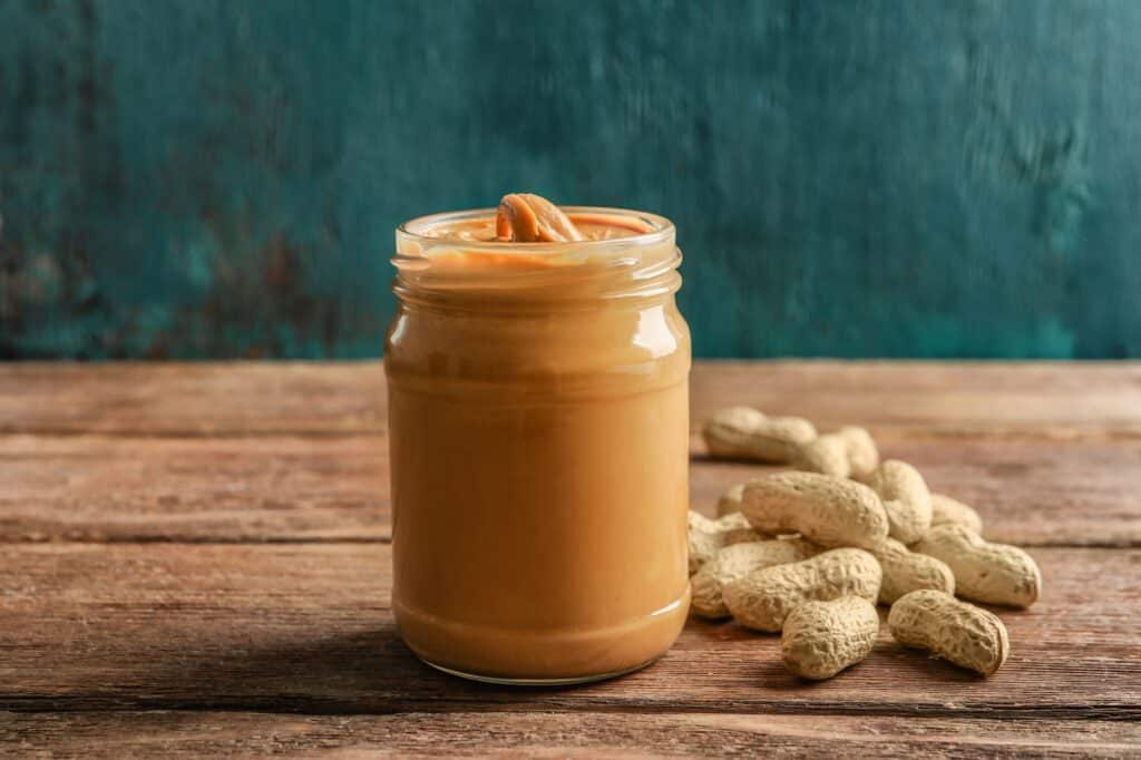 Peanut butter substitute