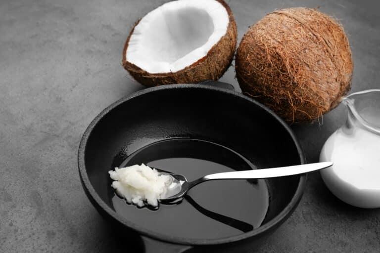 Coconut Butter Vs. Coconut Oil