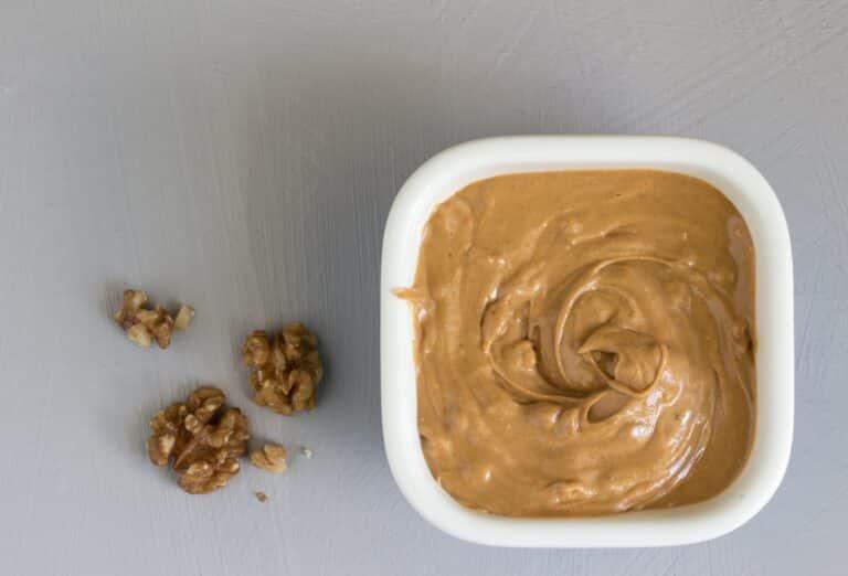Walnut butter substitute