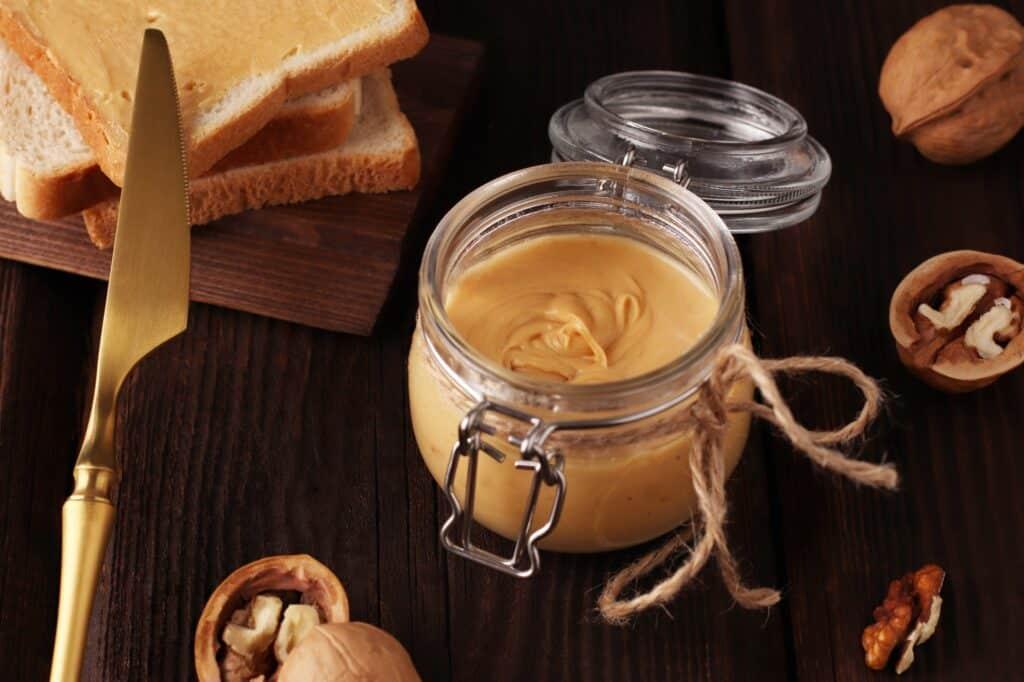 Walnut Butter vs. Peanut Butter